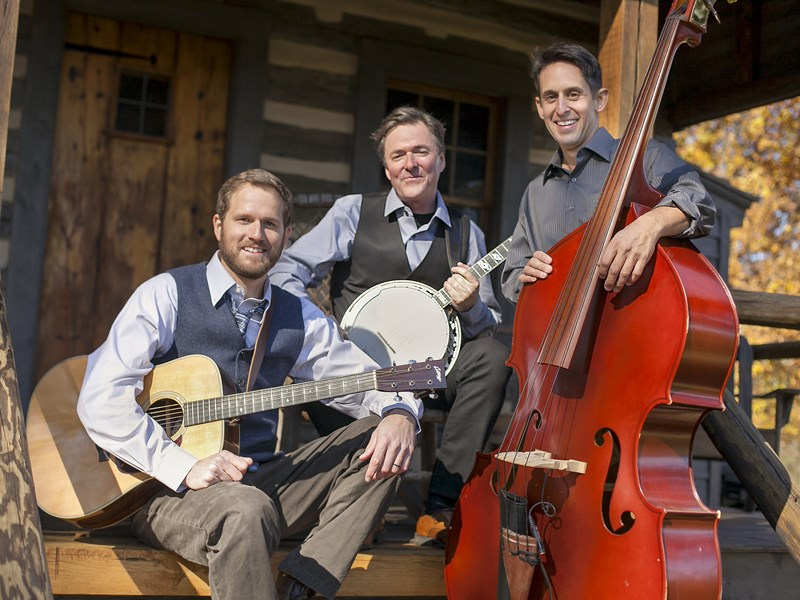 Bent Mountain Trio - Bluegrass Band - Charlottesville, VA