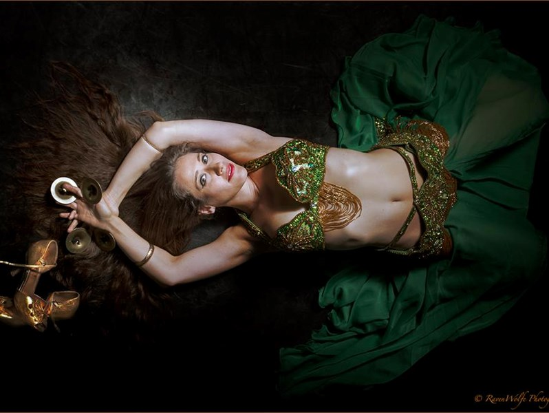 Iria - Belly Dancer - Belmont, MA
