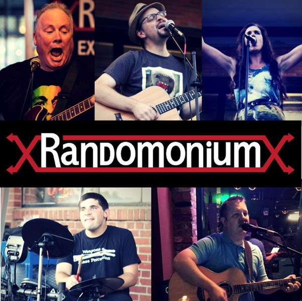 Randomonium - Variety Band - Greenville, SC
