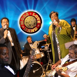 Jackson 50s Band | More Love Band featuring the Loveless Duo