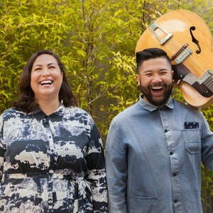 Stockton Folk Duo | The Singer and The Songwriter