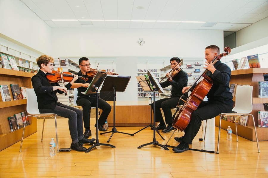 QOSQ - String Quartet - Los Angeles, CA