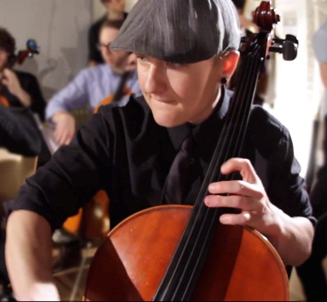 Ro Rowan - Cellist - Los Angeles, CA