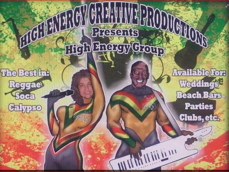 High Energy Group - Caribbean Band - Fairfax, VA