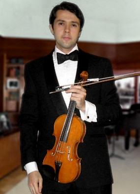 Nathaniel Robinson Solo Violinist & Ensembles - Classical Violinist - Stamford, CT