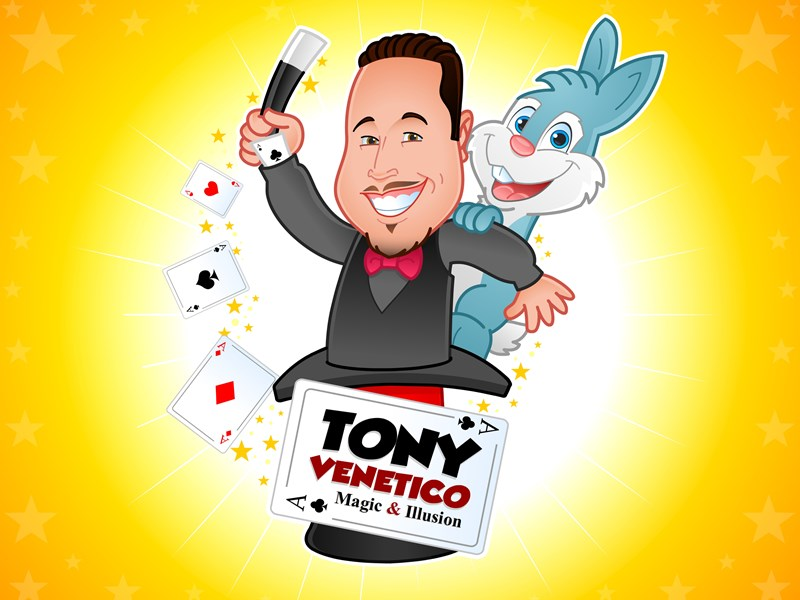 The Magic of Tony Venetico - Magician - South Elgin, IL