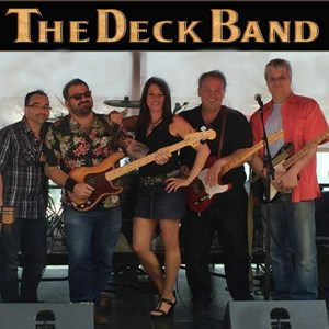 Cecil 80s Band | The Deck Band