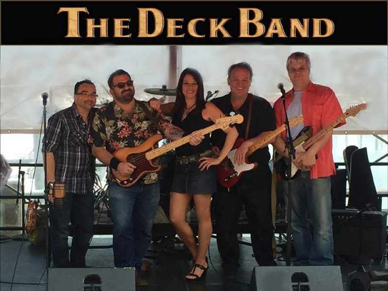 The Deck Band - 80s Band - Voorhees, NJ
