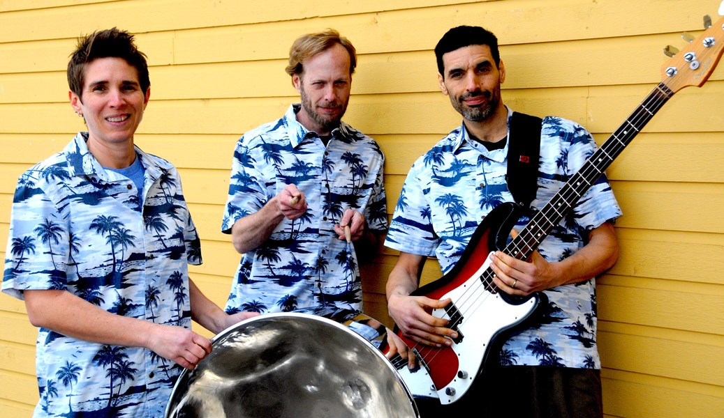 Caribe Steel Band - Steel Drum Band - Port Townsend, WA