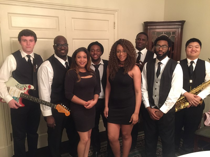 Groove Factor - Dance Band - Birmingham, AL