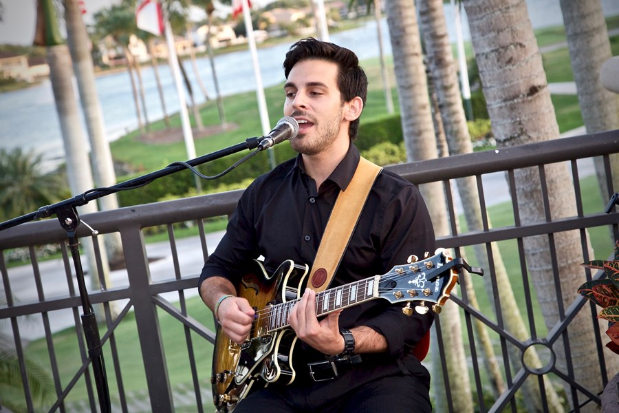 Joey Calderaio (solo/duo/band) - Singer Guitarist - West Palm Beach, FL