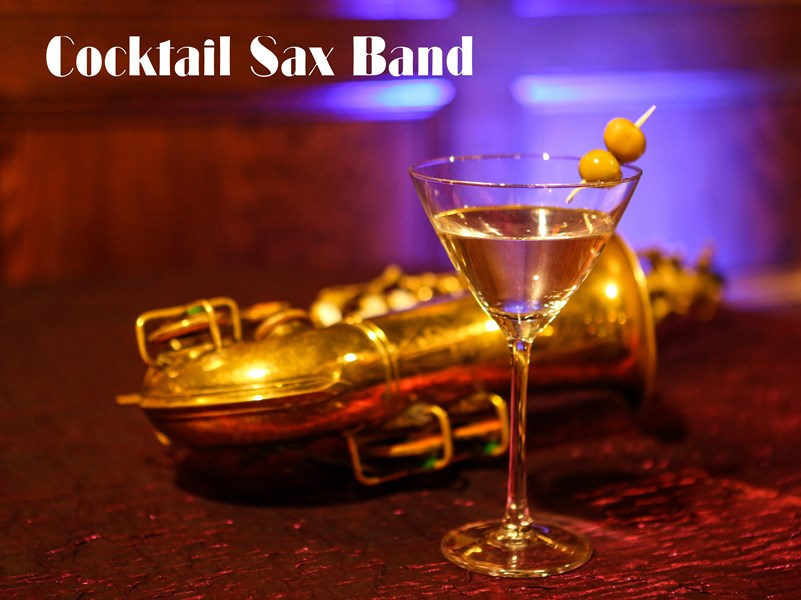 Cocktail Sax Band - Jazz Band - Indianapolis, IN