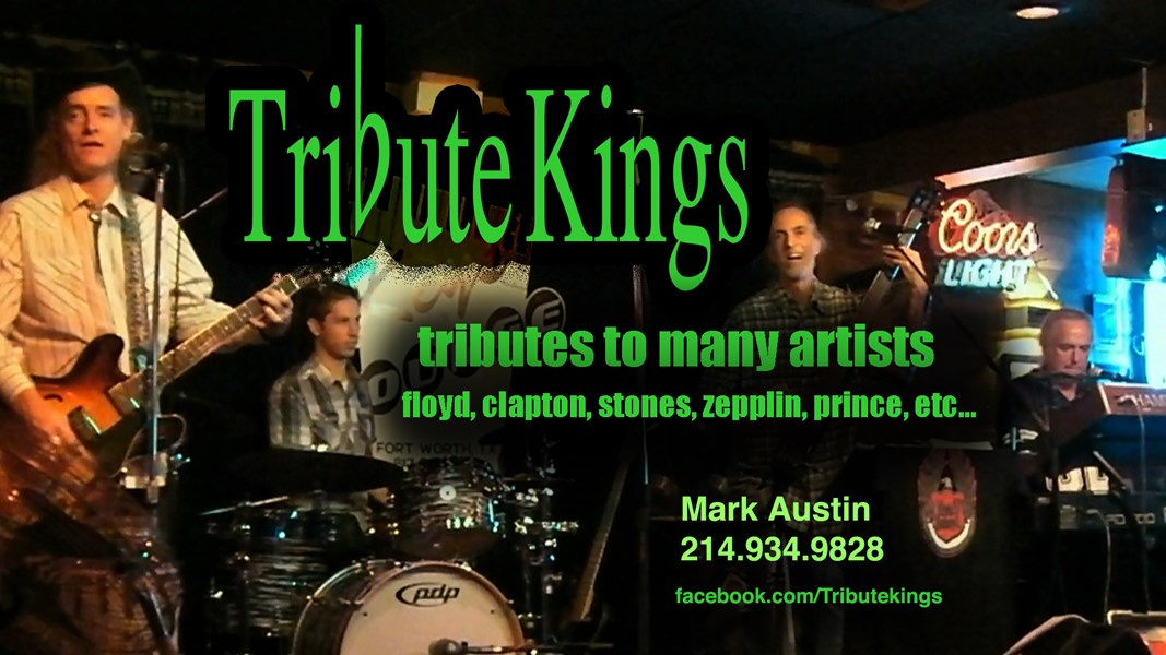 Tribute Kings - Classic Rock Band - Dallas, TX