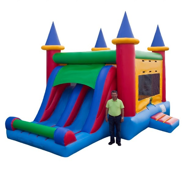 Bounce House with Slide from $200!