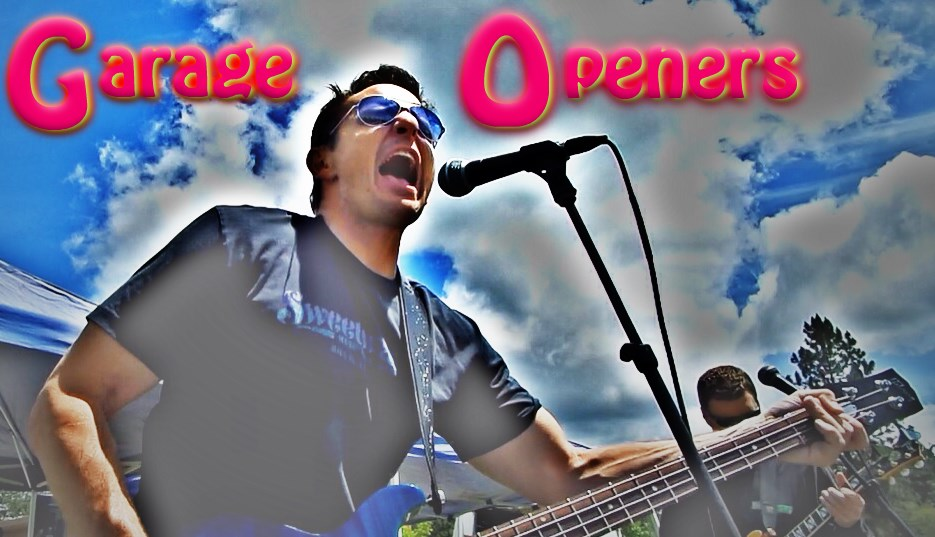 The Garage Openers - Cover Band - Placerville, CA