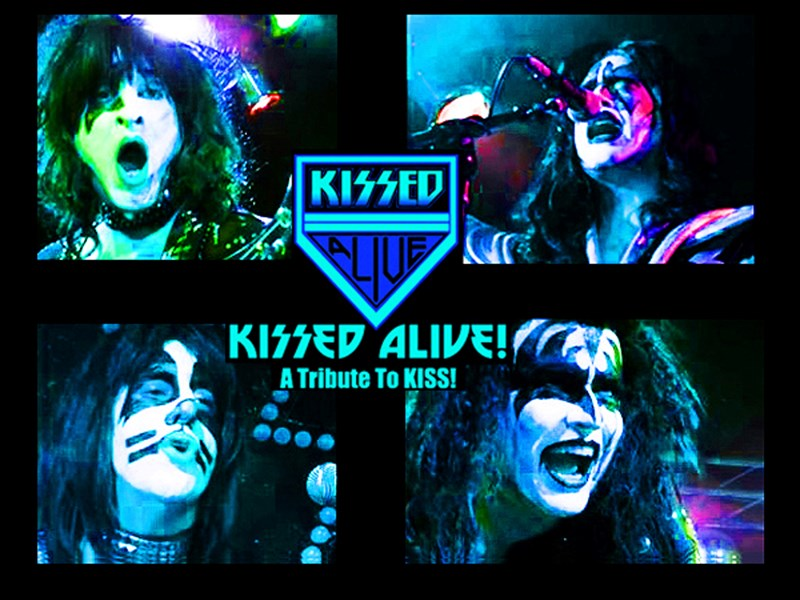 KISSED ALIVE-A Tribute To KISS! - Kiss Tribute Band - San Diego, CA