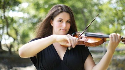 Rachel Alexander Private String Studio - Classical Violinist - Ossining, NY