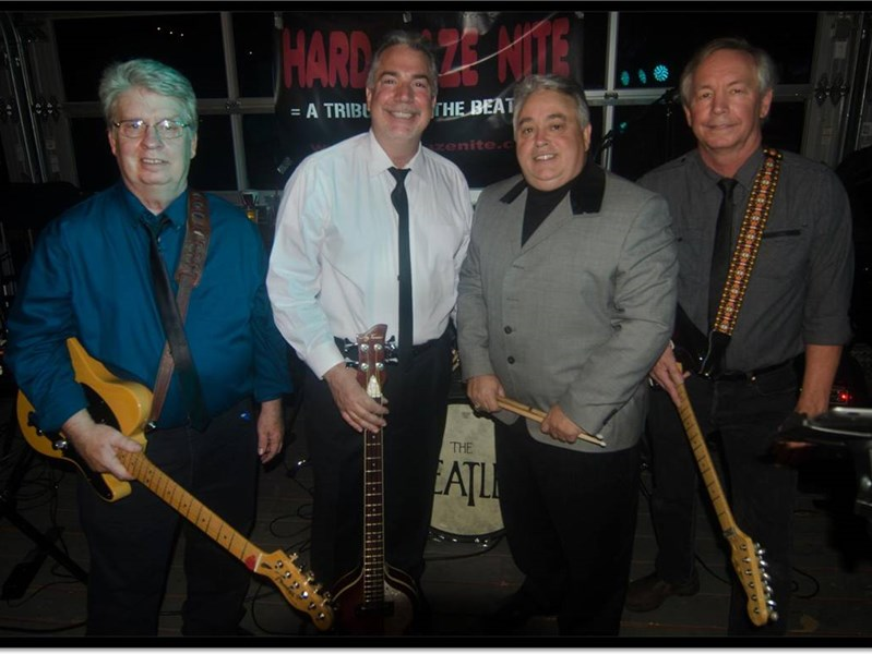Hard Daze Nite - A Tribute to the Beatles - Beatles Tribute Band - Phoenix, AZ