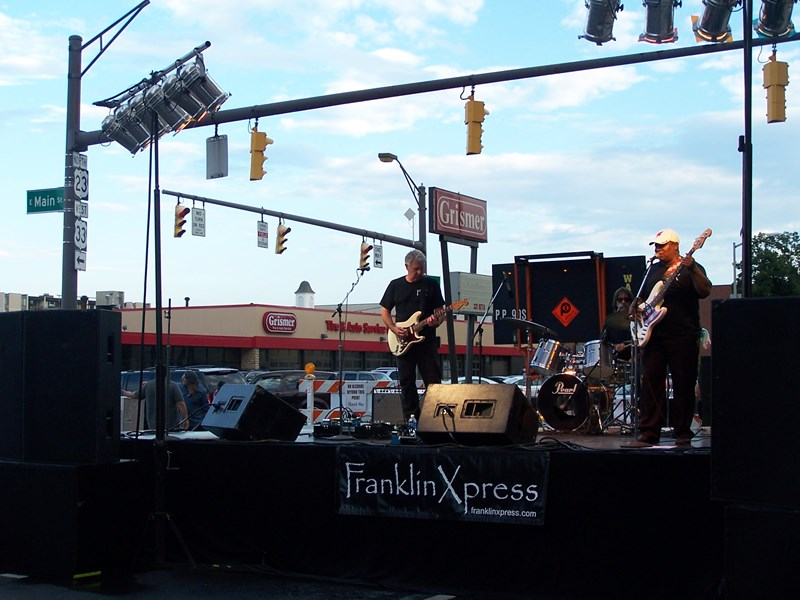 Franklin Xpress - Cover Band - Columbus, OH