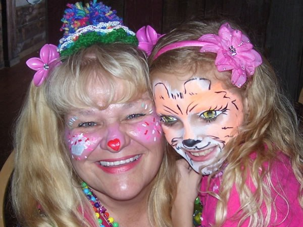 Merry Mary Face Painter - Face Painter - Springfield, MO