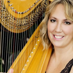 Salt Lake City, UT Harpist | Monica Smith - Harpist