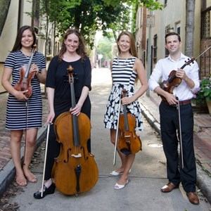Philadelphia, PA String Quartet | Morris String Quartet