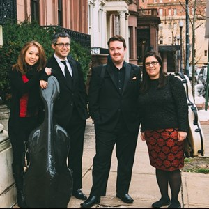 Capon Bridge Acoustic Trio | Camden String Quartet