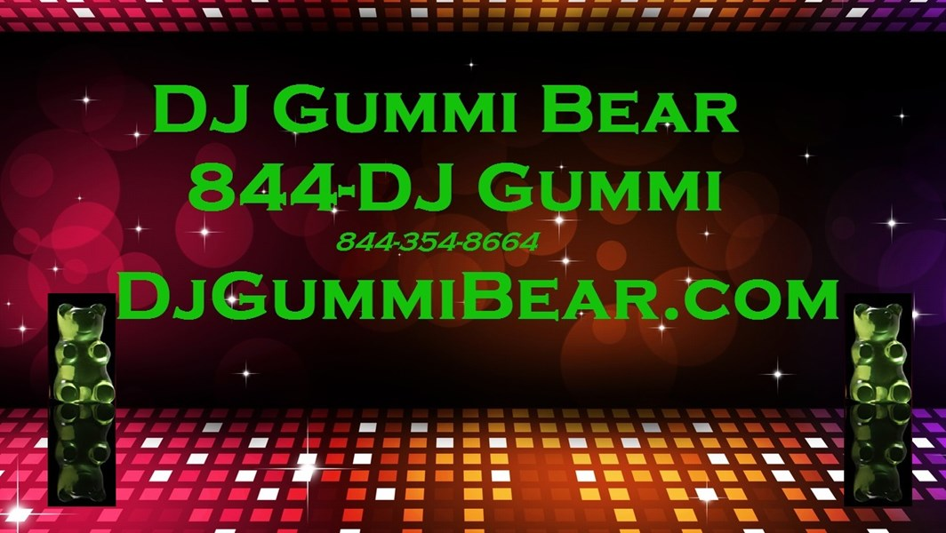 DJ Gummi Bear - Mobile DJ - Palm Coast, FL