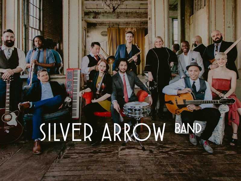 Silver Arrow Band - Cover Band - Providence, RI