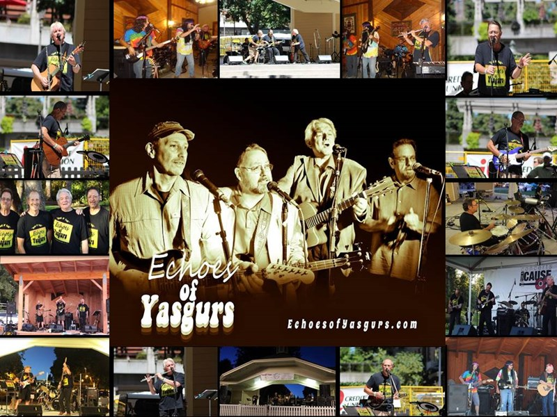 Echoes of Yasgurs - Classic Rock Band - Vancouver, WA