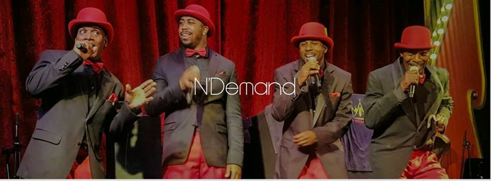 N' Demand - R&B Band - Las Vegas, NV