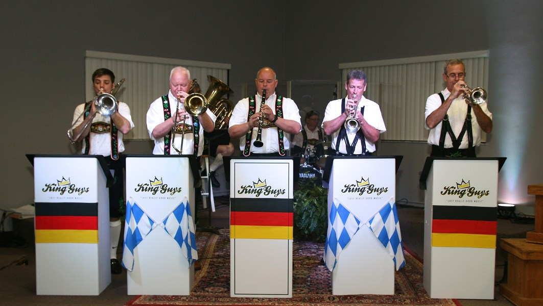 King Guys-Oktoberfest Brass Band
