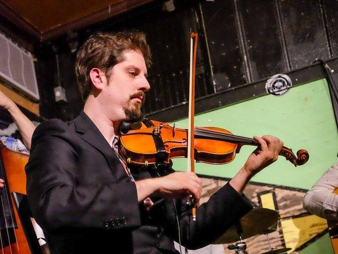 Allen Russell of Swing Chevron - Violinist - Milwaukee, WI