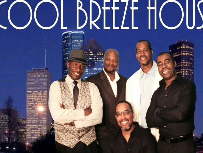 Cool Breeze - R&B Band - Houston, TX