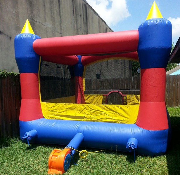 Party Palace Event Rental - Party Inflatables - Houston, TX