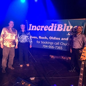 Saluda 50s Band | IncrediBlues