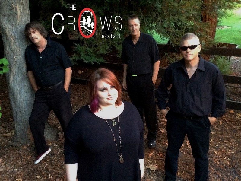 The Crows Rock Band - Rock Band - Sacramento, CA