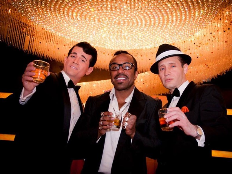 Rat Pack Celebrity Impersonators - Rat Pack Tribute Show - Las Vegas, NV