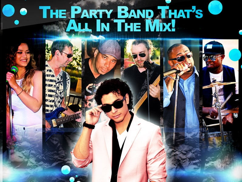 Sizzle & The Mixx - Cover Band - Sacramento, CA