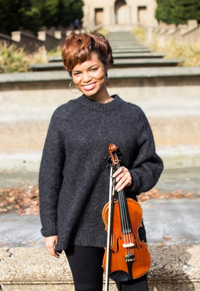 Crystal Hart - Classical Violinist - Washington, DC
