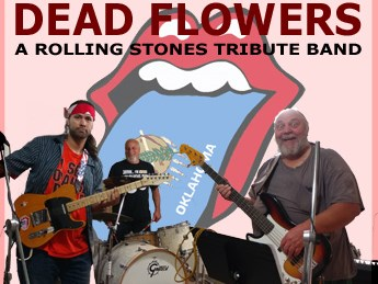 Dead Flowers - The Rolling Stones Tribute Band - Cover Band - Oklahoma City, OK
