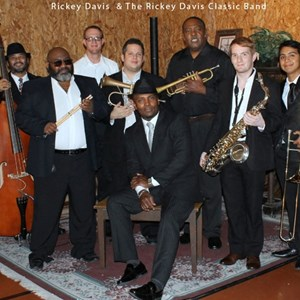 "Church Point 20s Band | Rickey Davis ""Sinatra Tribute Artist"""