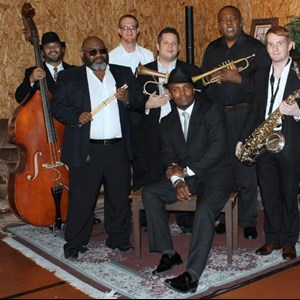 "Hammon 20s Band | Rickey Davis ""Sinatra Tribute Artist"""