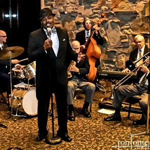 "Houston, TX Swing Band | Rickey Davis ""Sinatra Tribute Artist"""