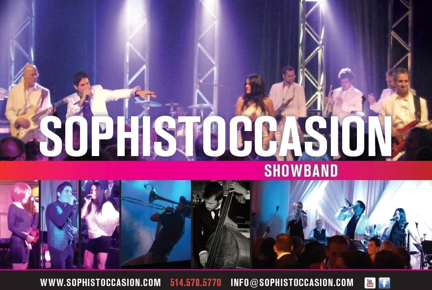 SophistOccasion Showband - Dance Band - Laval, QC
