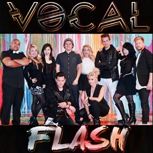 Crandall A Cappella Group | Vocal Flash