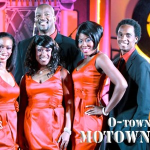 Orange City 50s Band | O-Town Motown