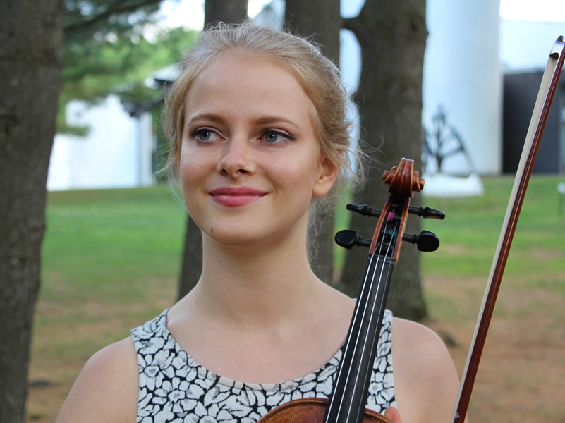 Madeline Hocking - Classical Violinist - San Francisco, CA