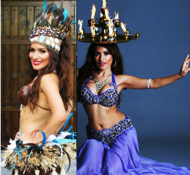 Haydee - Belly Dancer - Belly Dancer - Houston, TX