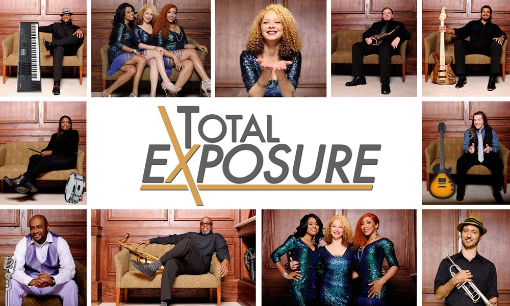 Total Exposure Band - Cover Band - Atlanta, GA